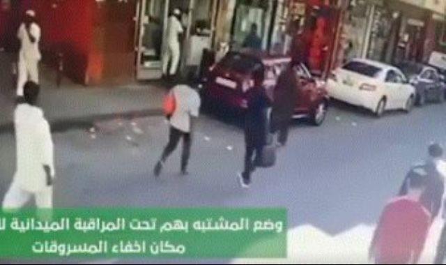 شرطة دبى تلاحق المشتبه بهم