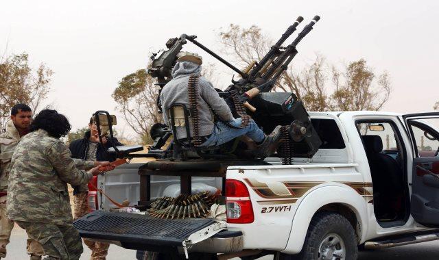 أسلحة تركيا المهربة لليبيا