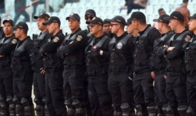 الأمن التونسى