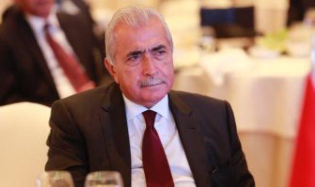 عمر مهنا رئيس مجلس الأعمال المصرى الأمريكى