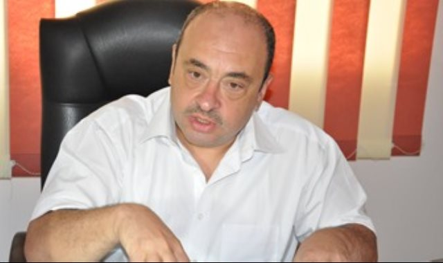 علاء السقطى عضو مجلس إدارة الاتحاد المصرى لجمعيات المستثمرين