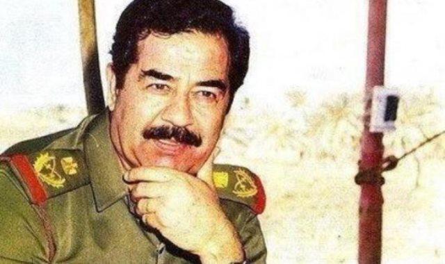 الرئيس الراحل صدام حسين
