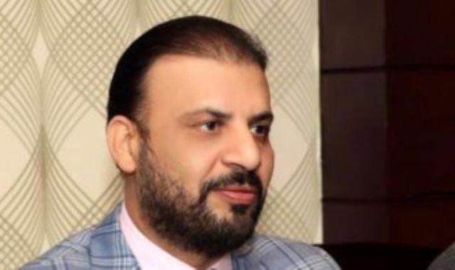 رجل الأعمال محمد عريبى