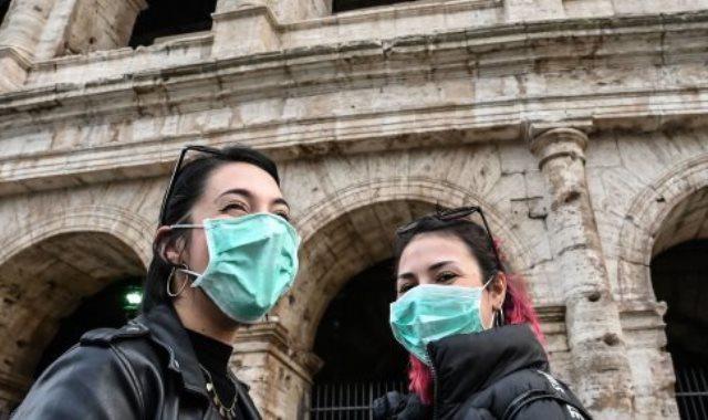 مصابو كورونا فى إيطاليا