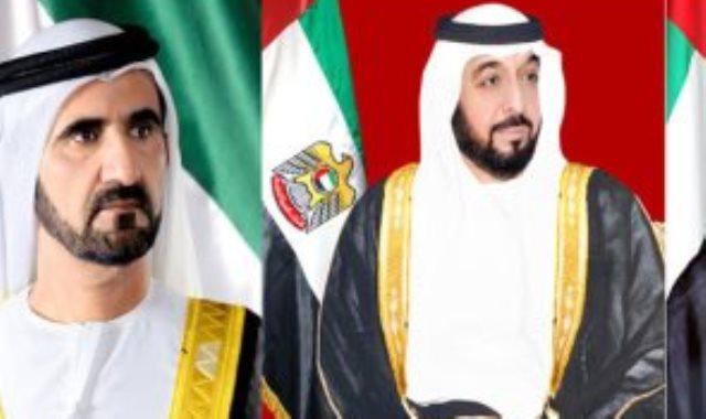 قيادات دولة الإمارات