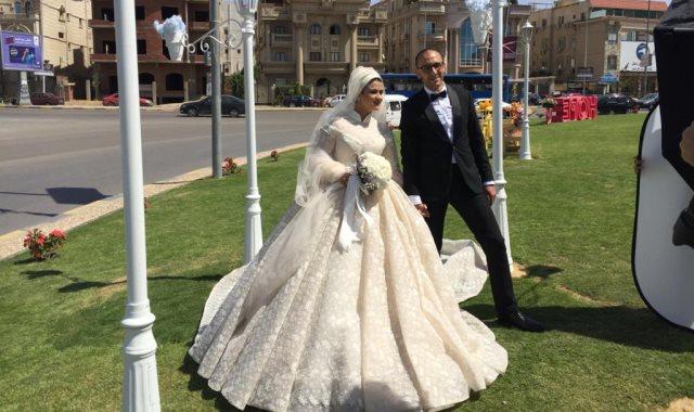 الزواج فى زمن الكورونا