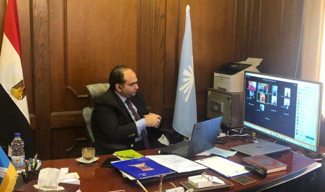 أحمد جمال، نائب محافظ الإسكندرية