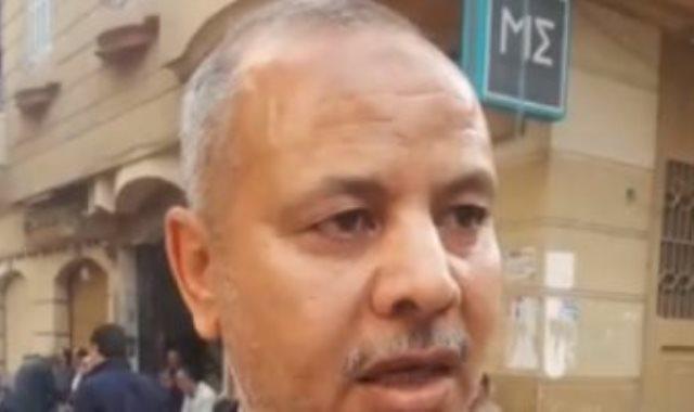 خال الشهيد محمد الحوفى
