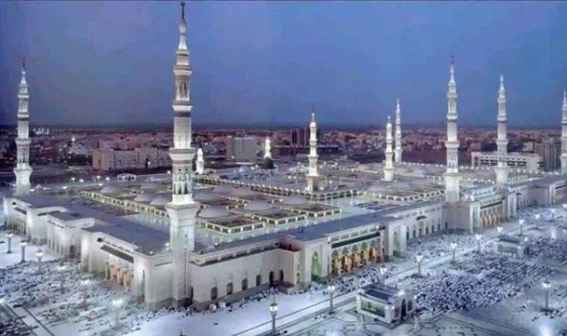المسجدان النبوى