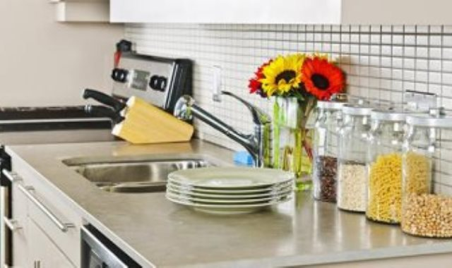 مطبخ نظيف