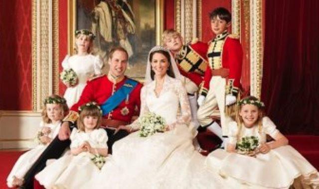 كيت ميدلتون و الأمير وليام