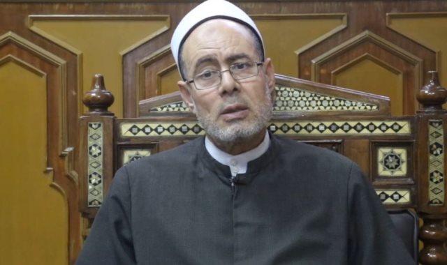 الشيخ محمد كيلانى مدير عام المساجد الحكومية بالأوقاف