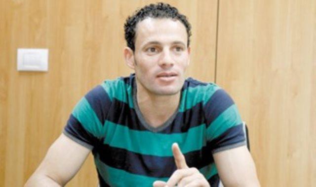 حسام باولو مهاجم الطلائع