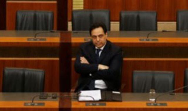 حسان دياب رئيس الحكومة اللبنانية