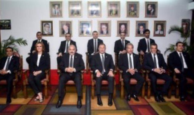 مجلس ادارة الاهلى