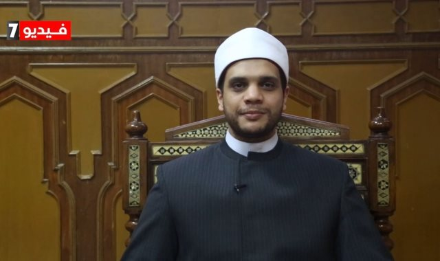 الشيخ محمد منصور إمام وخطيب بالأوقاف