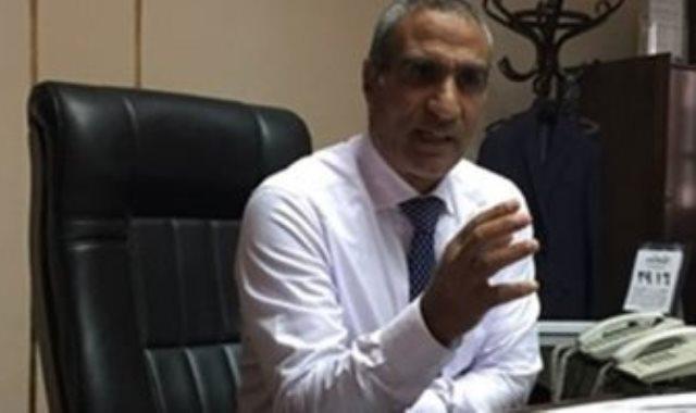 منصور بدوى، رئيس شركة مياه الجيزة