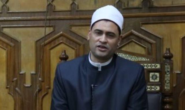 الدكتور صبري الغياتي مدير عام المساجد الأهلية بالأوقاف
