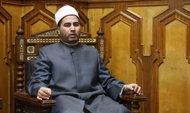 الدكتور محمد طه رمضان إمام وخطيب بوزارة الأوقاف