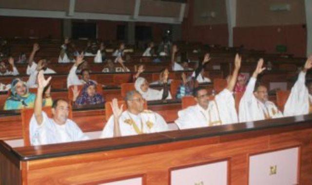 البرلمان الموريتانى