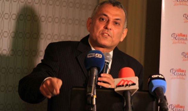 شريف عبد العظيم محمد عبد العظيم رئيس مجلس إدارة جمعية رسالة الخيرية