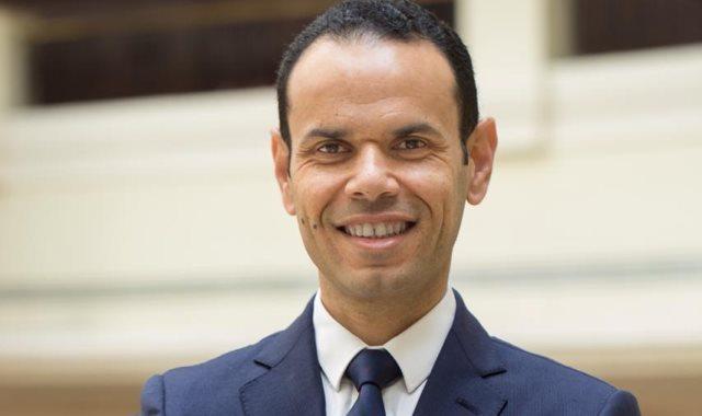 محمد هاني العسال الرئيس التنفيذي والعضو المنتدب لشركة مصر إيطاليا