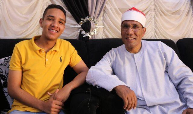 محمود عبد الفتاح  الطاروطى لقراء