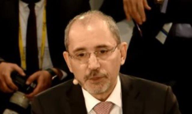 وزير الخارجية وشئون المغتربين الأردني أيمن الصفدي