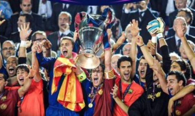 برشلونة بطل أوروبا 2009