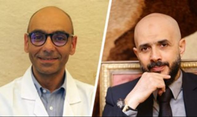 خالد الطوخي رئيس مجلس الأمناء ود. محمد صفوت
