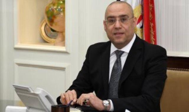 الدكتور عاصم الجزار - وزير الإسكان