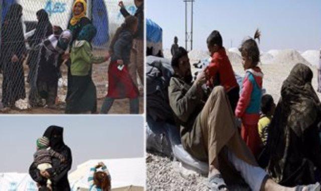 لاجئزون سوريون - أرشيفية