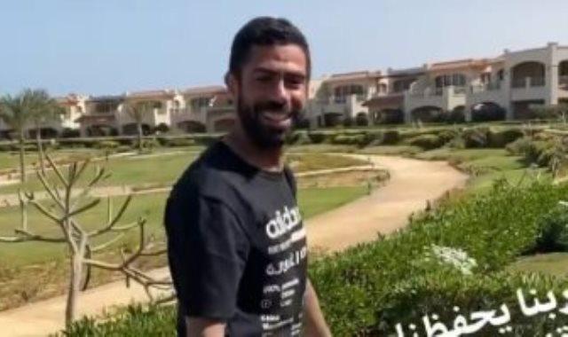 أحمد فتحى نجم الأهلى