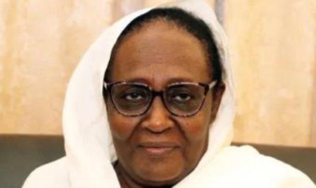 أسماء محمد عبد الله وزيرة خارجية السودان