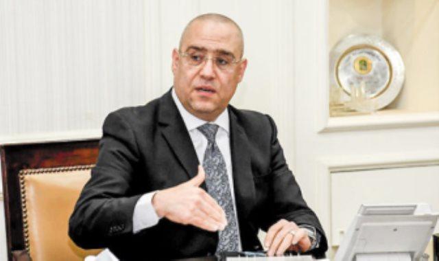 عاصم الجزار، وزير الإسكان والمرافق