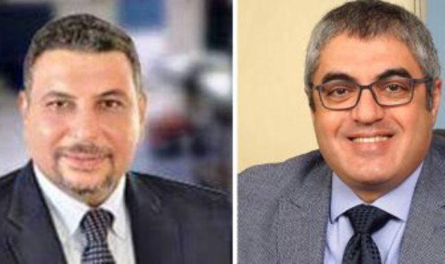 د. محمد محيي الدين و د. أحمد صلاح الدين