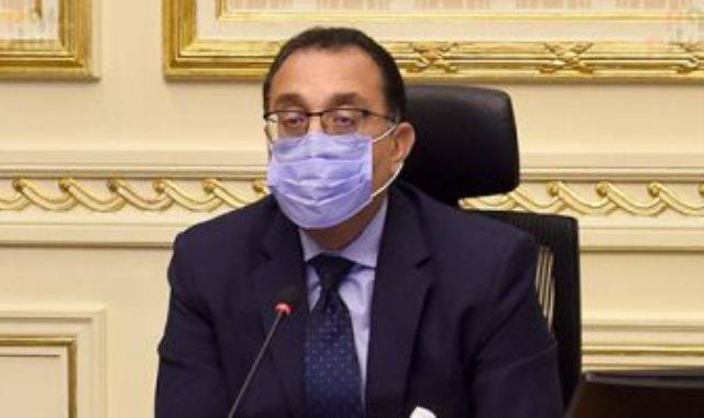 الدكتور مصطفى مدبولى – رئيس مجلس الوزراء