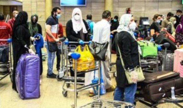 المصريون العالقون بالخارج - صورة أرشيفية