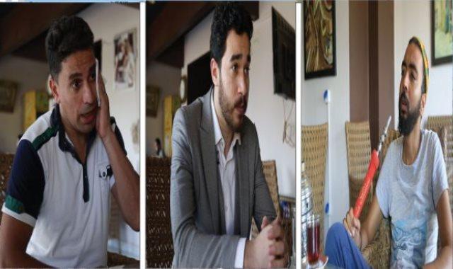 أسامة طلعت-حازم عبد الصمد