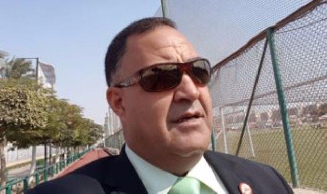 النائب إلهامى عجينة عضو مجلس النواب