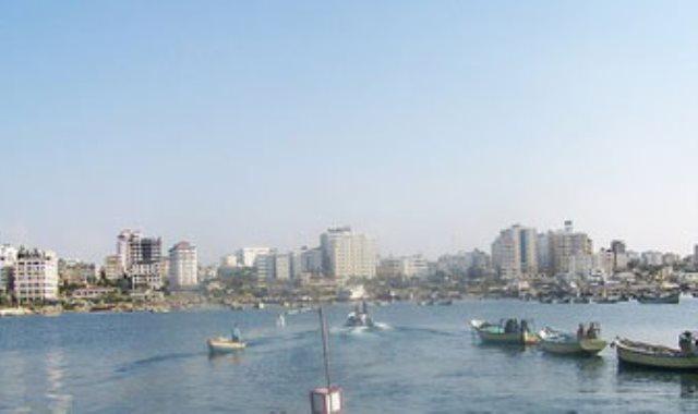 بحر غزة - أرشيفية