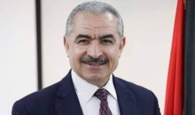 رئيس الحكومة الفلسطينية محمد اشتية