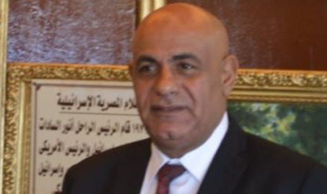 خالد حجازى وكيل وزارة التربية والتعليم بالجيزة