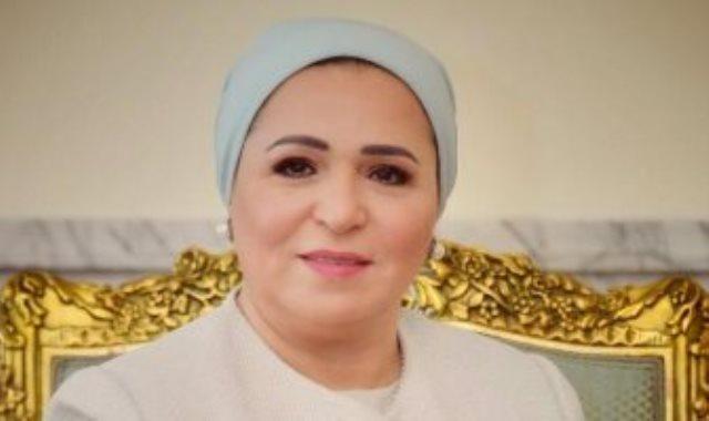السيدة انتصار السيسي، قرينة رئيس الجمهورية