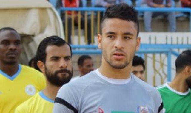 محمد مجدى حارس الاسماعيلى