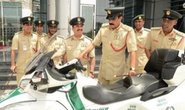 شرطة دبى - أرشيفية