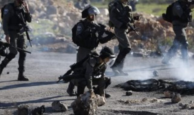 قوات الاحتلال ـ صورة أرشيفية