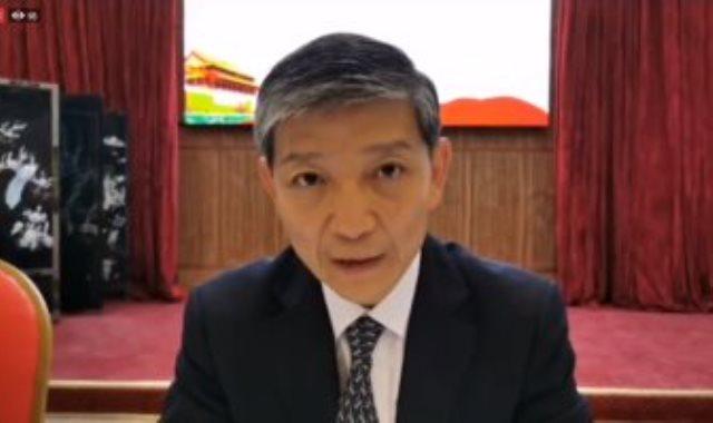 سفير الصين بالقاهرة