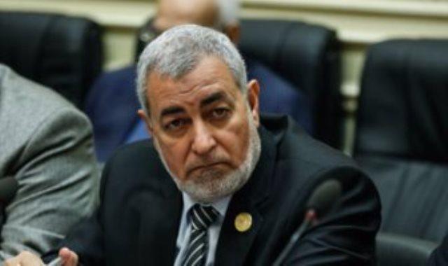 المهندس محمد الحصى وكيل لجنة الإسكان والمرافق العامة بمجلس النواب