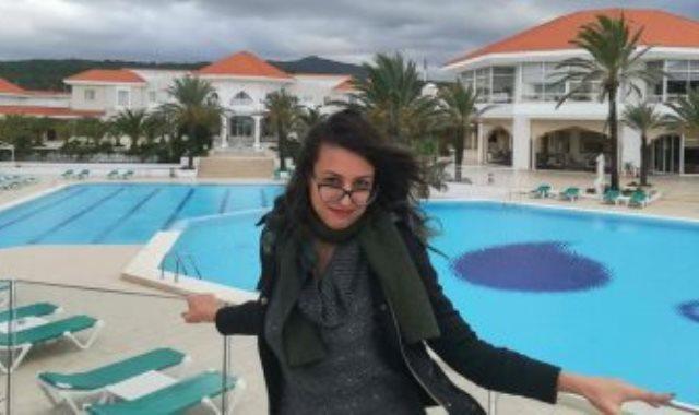 المدونة التونسية آمنة الشرقاوي